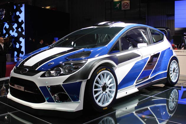 Ford Fiesta 2010 photo - 5