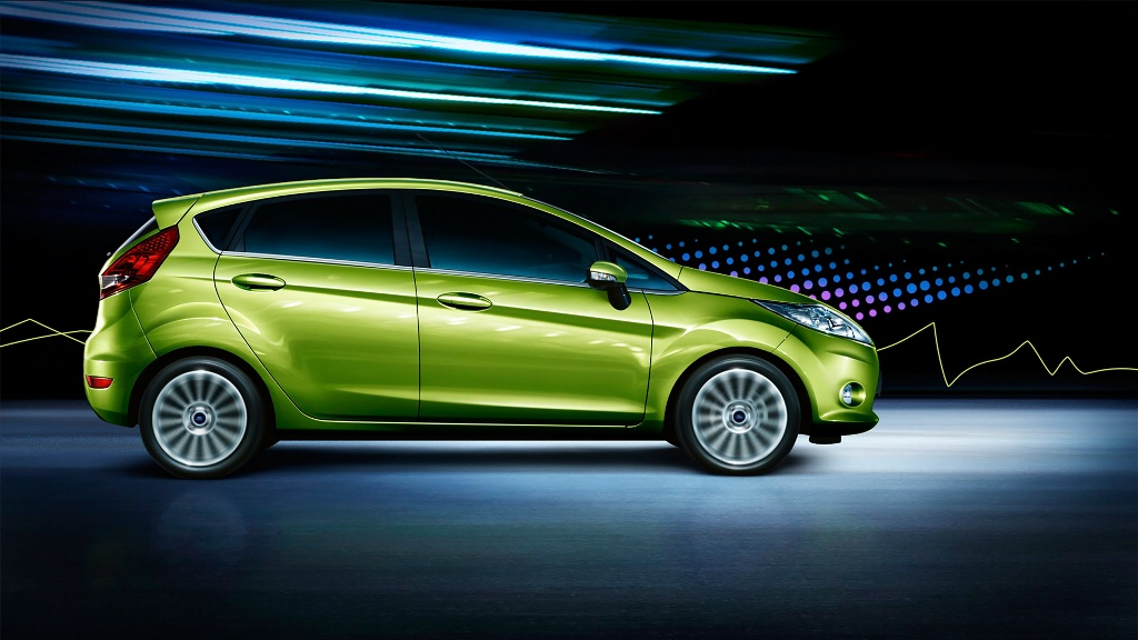 Ford Fiesta 2010 photo - 8