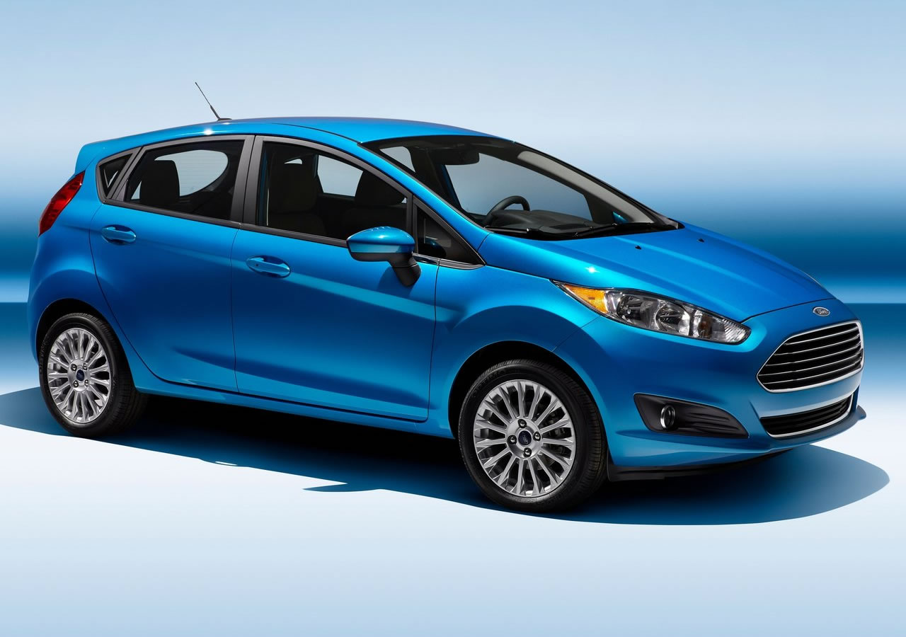 Ford Fiesta 2014 photo - 5