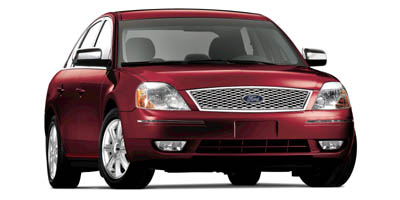 Ford five-hundred 2007 photo - 3
