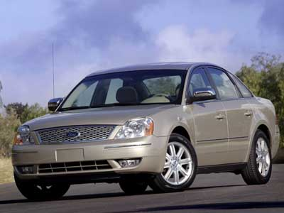 Ford five-hundred 2007 photo - 6