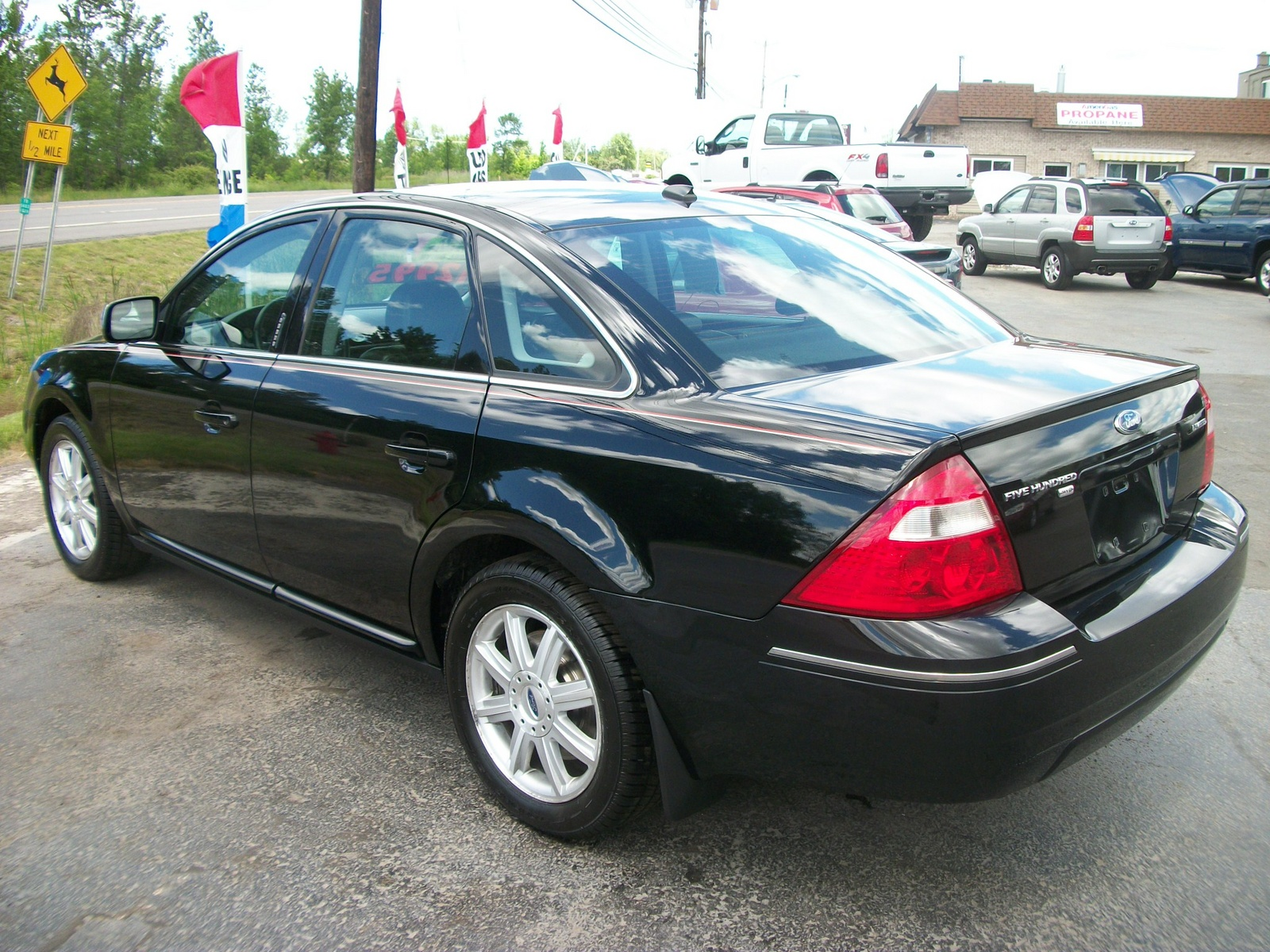 Ford five-hundred 2007 photo - 9
