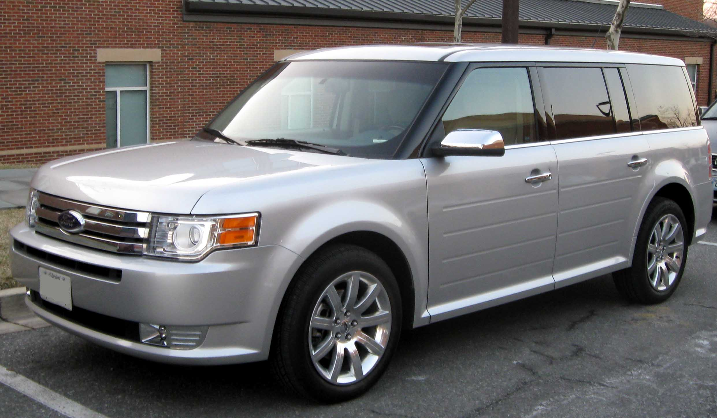 Ford flex 2009 photo - 2