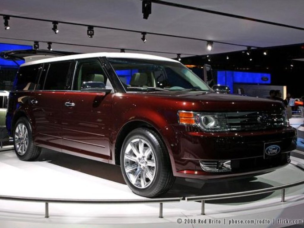 Ford flex 2009 photo - 3