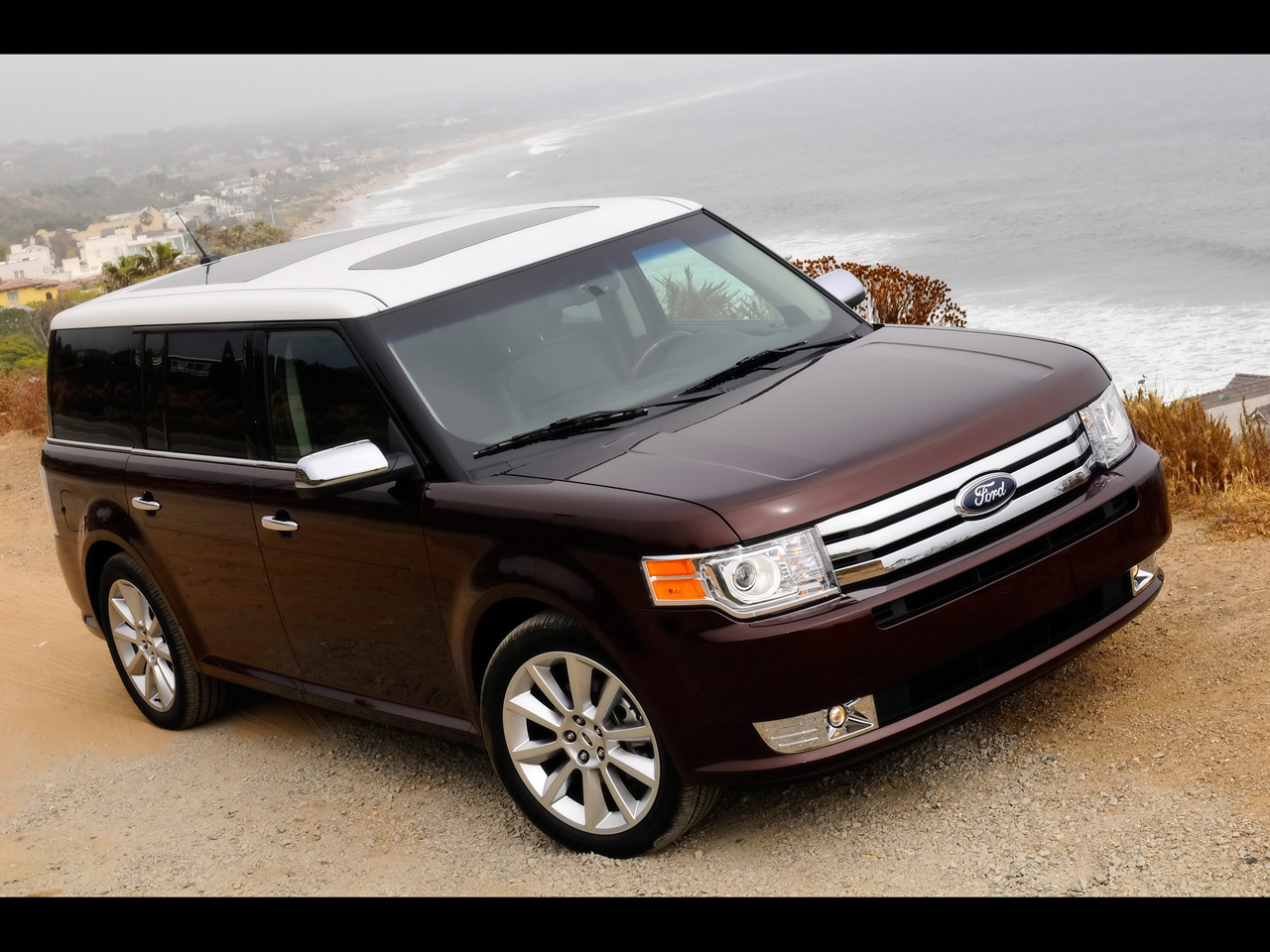 Ford flex 2009 photo - 4