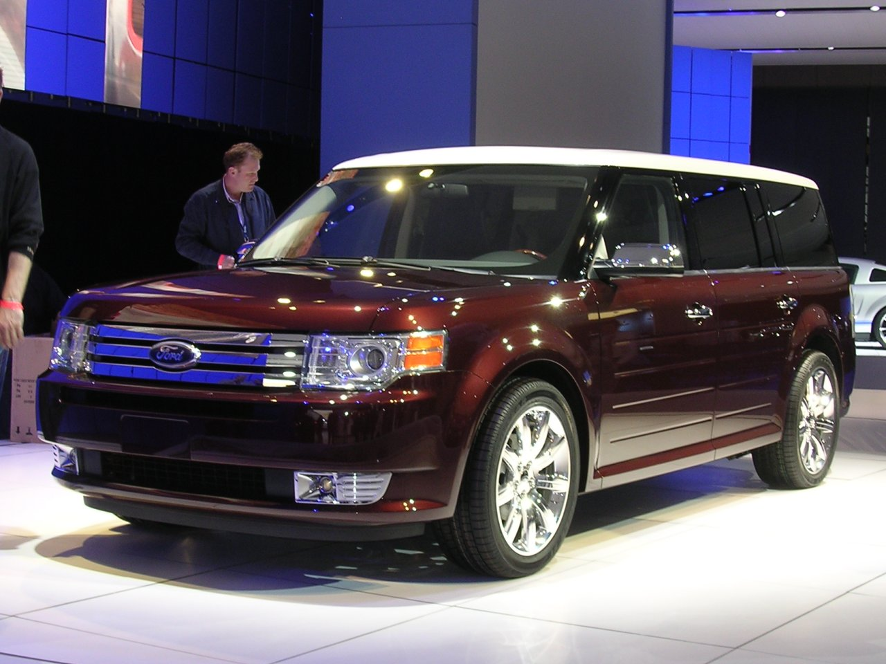 Ford flex 2009 photo - 6