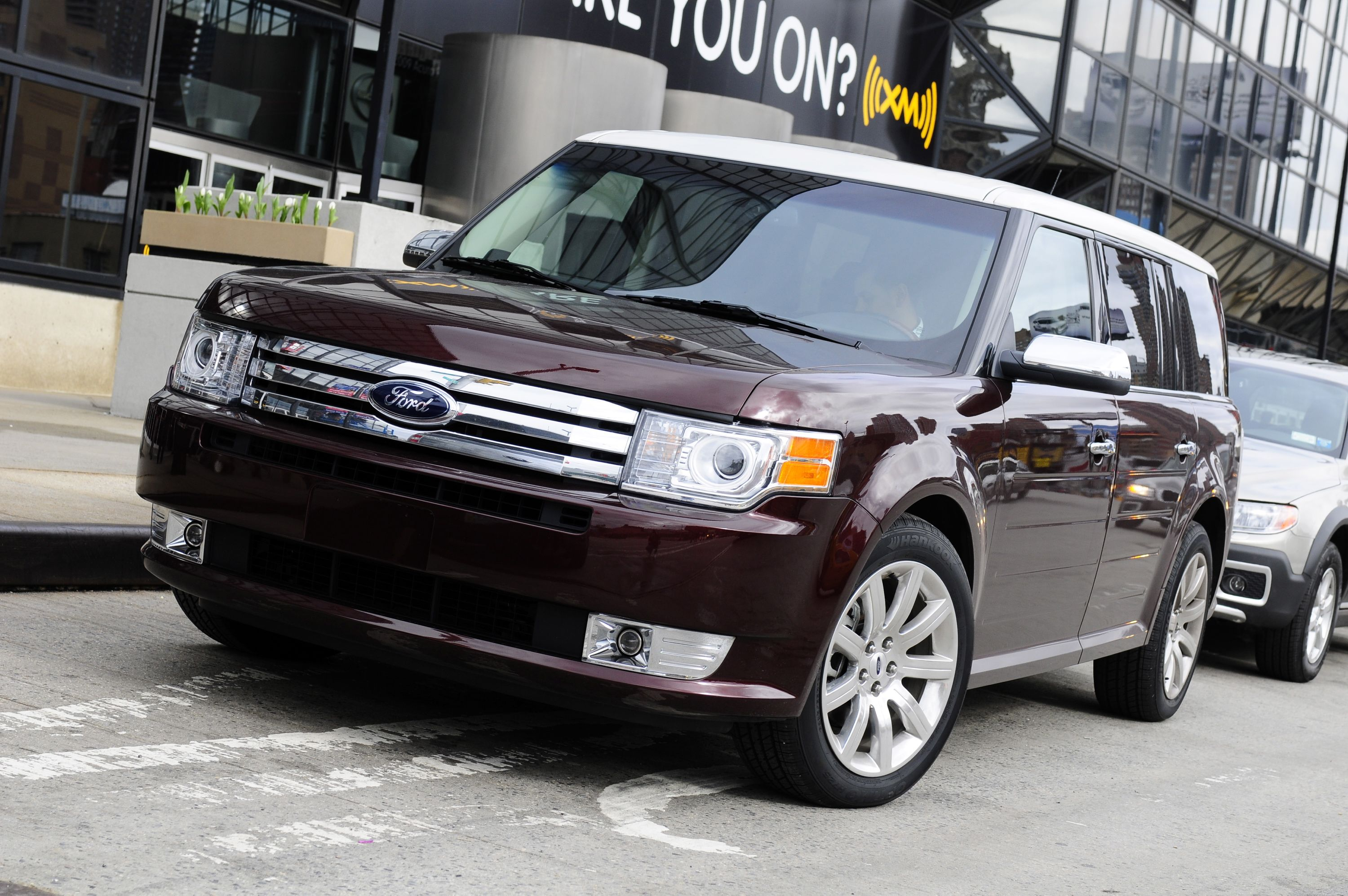 Ford flex 2009 photo - 7