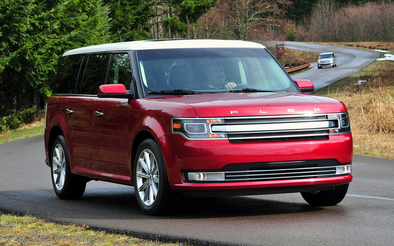 Ford flex 2009 photo - 9