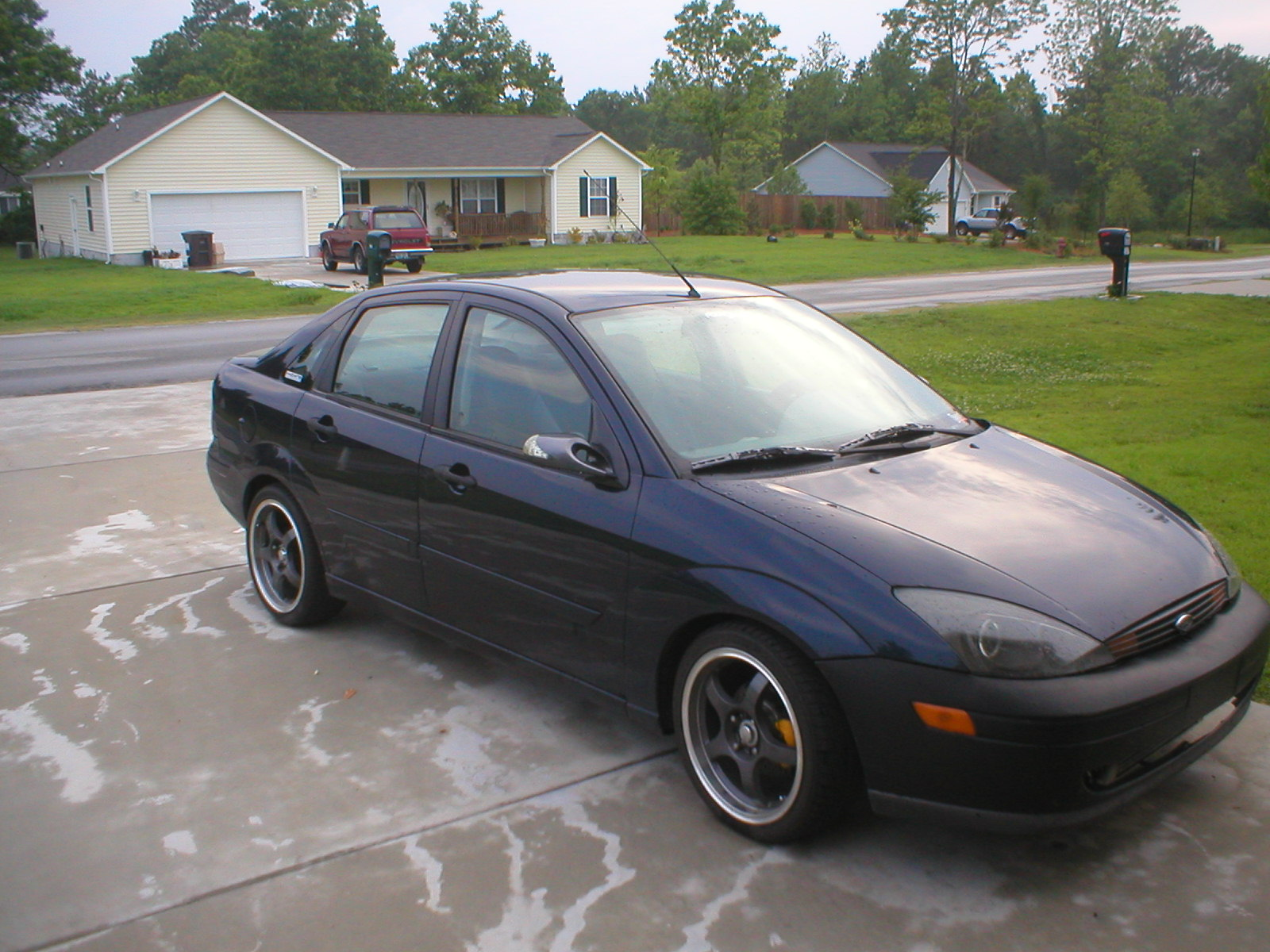 Ford focus 2003 photo - 2