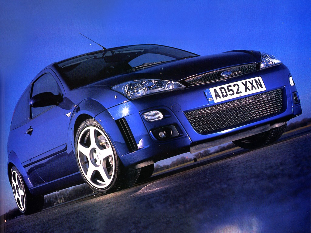 Ford focus 2003 photo - 3