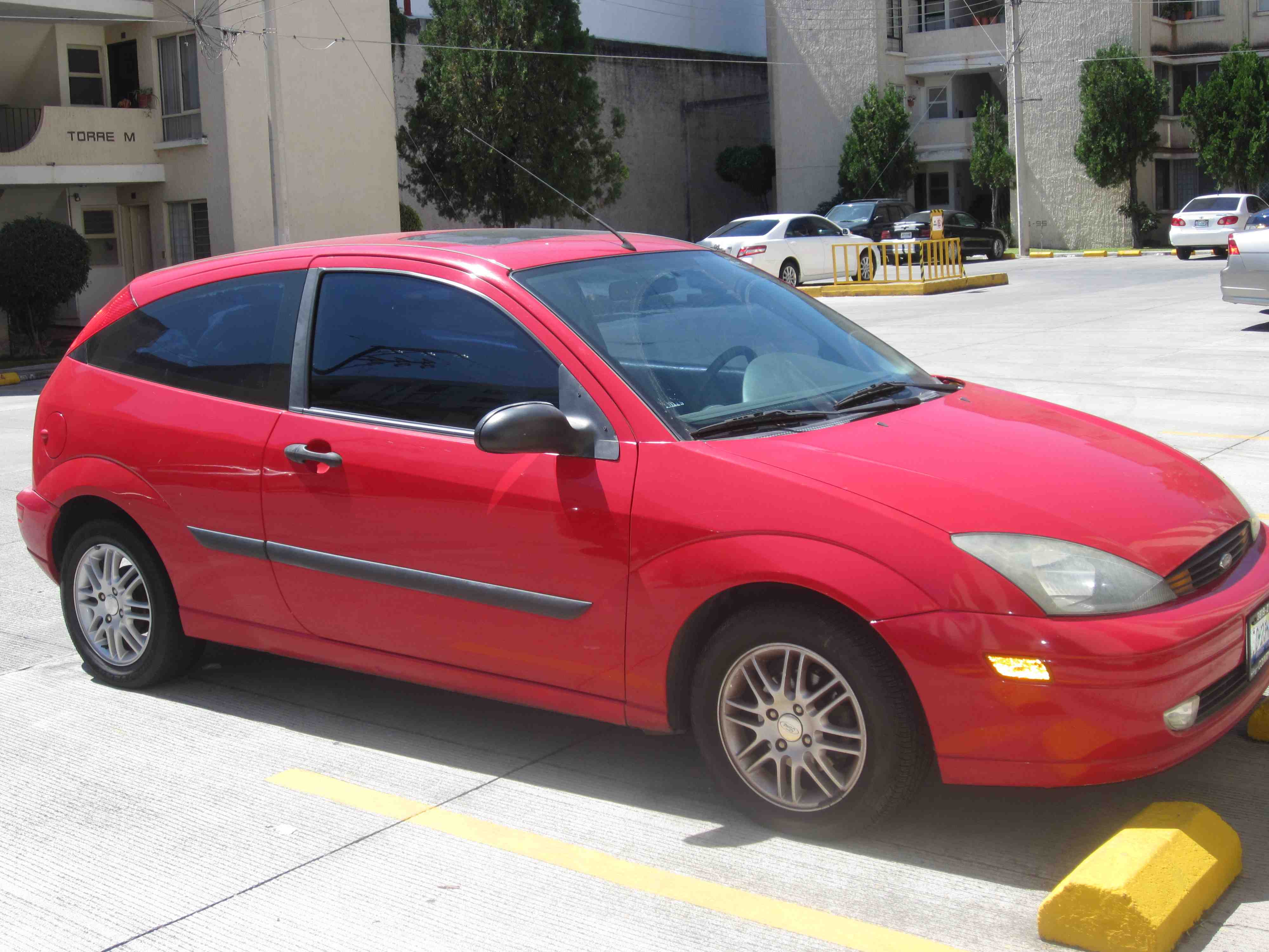 Ford focus 2003 photo - 4