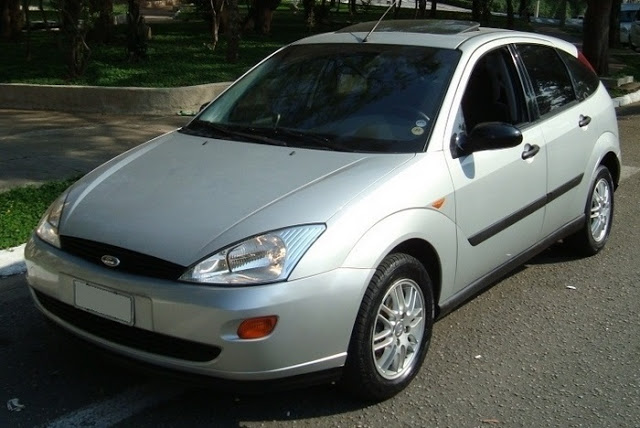 Ford focus 2003 photo - 9