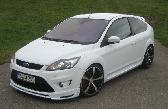 Ford focus 2009 photo - 8