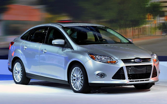 Ford Focus 2014 photo - 2