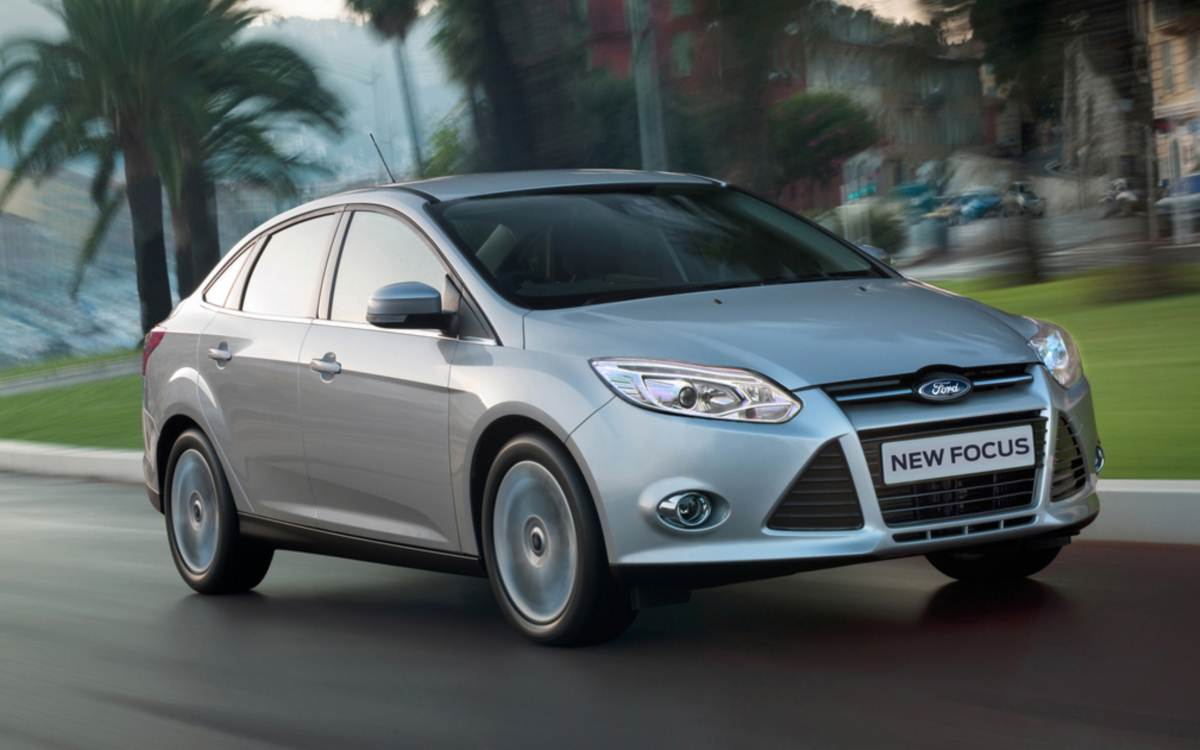 Ford Focus 2014 photo - 5