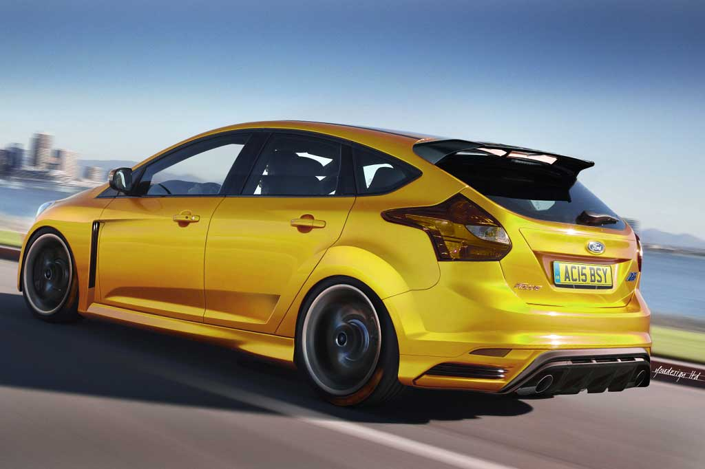 Ford Focus 2014 photo - 6