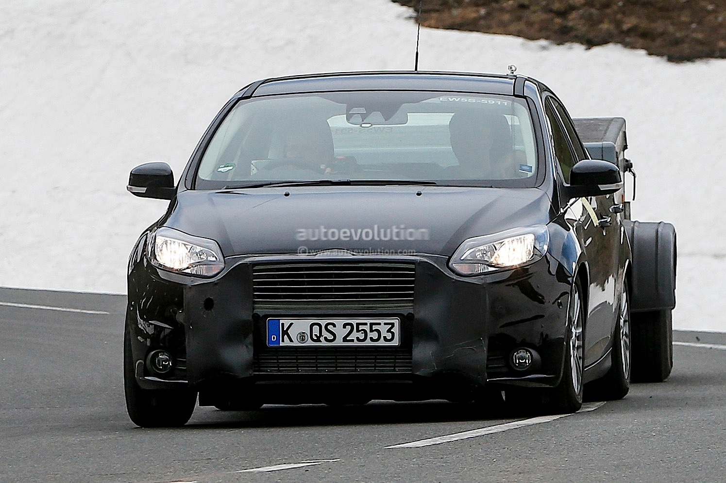 Ford Focus 2014 photo - 7