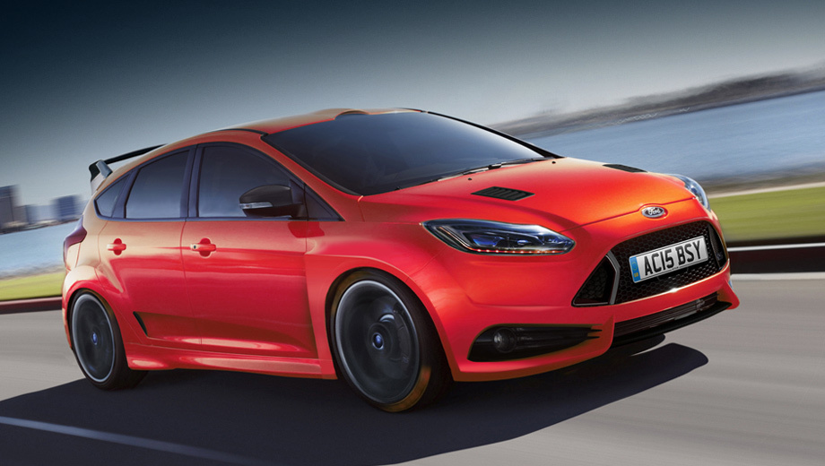 Ford Focus 2014 photo - 8