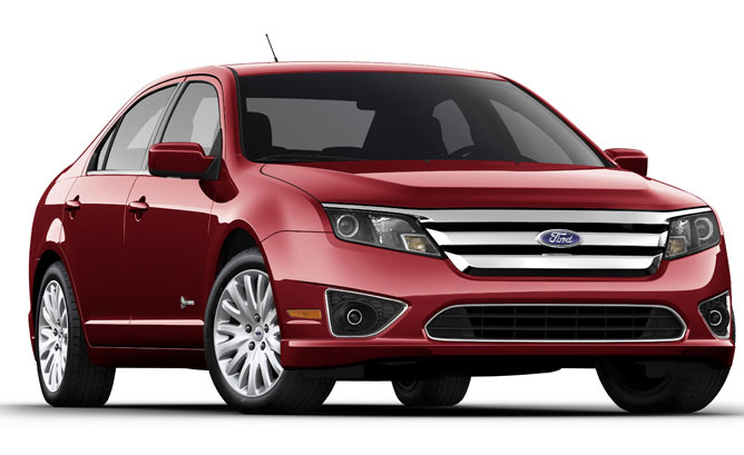 Ford fusion 2000 photo - 2