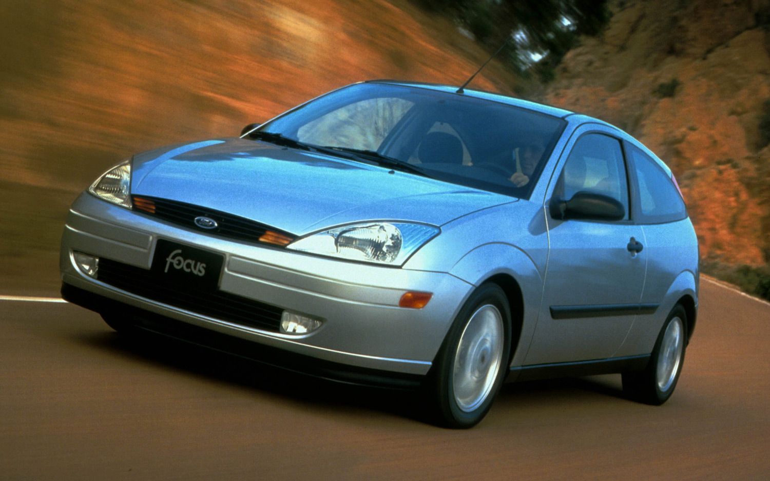 Ford fusion 2000 photo - 5