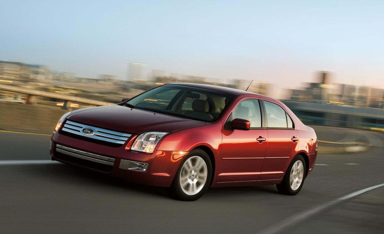 Ford fusion 2008 photo - 2