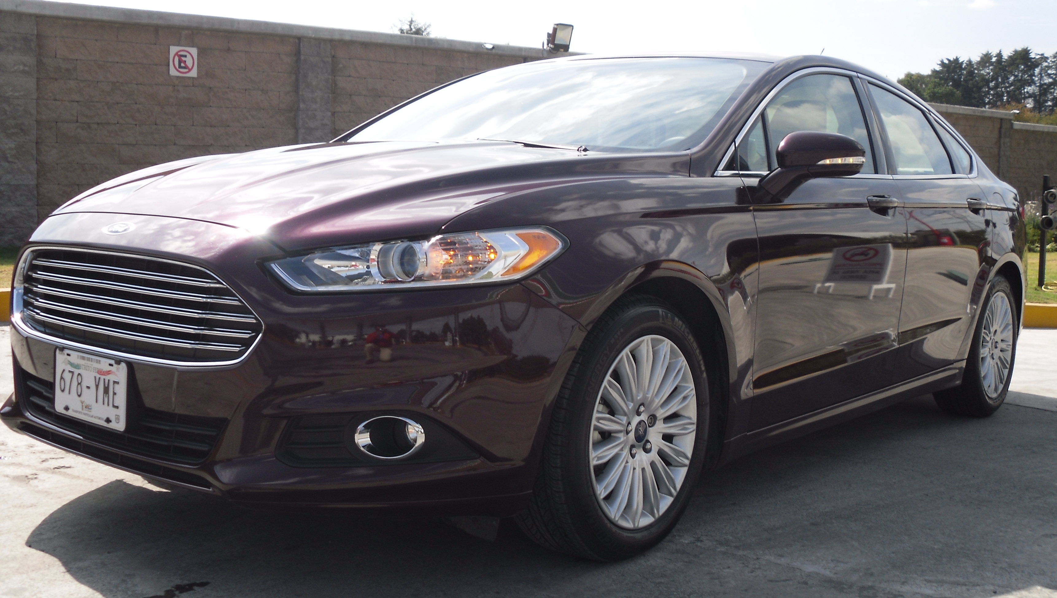 Ford fusion 2015 photo - 6
