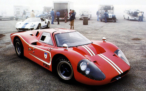 Ford GT 1960 photo - 1