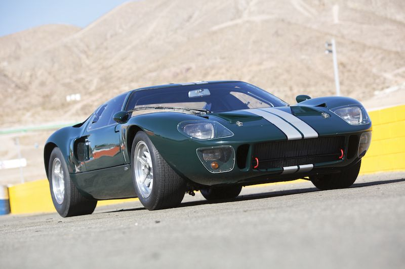 Ford GT 1960 photo - 3