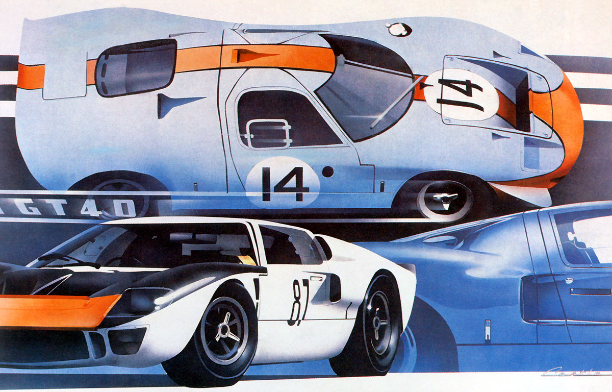 Ford GT 1964 photo - 9