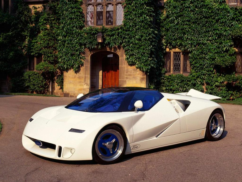 Ford GT 1995 photo - 1
