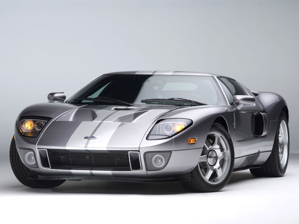 Ford GT 2006 photo - 2