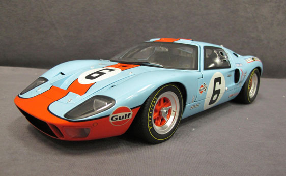 Ford GT40 1969 photo - 7