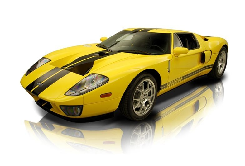 Ford GT40 2006 photo - 2