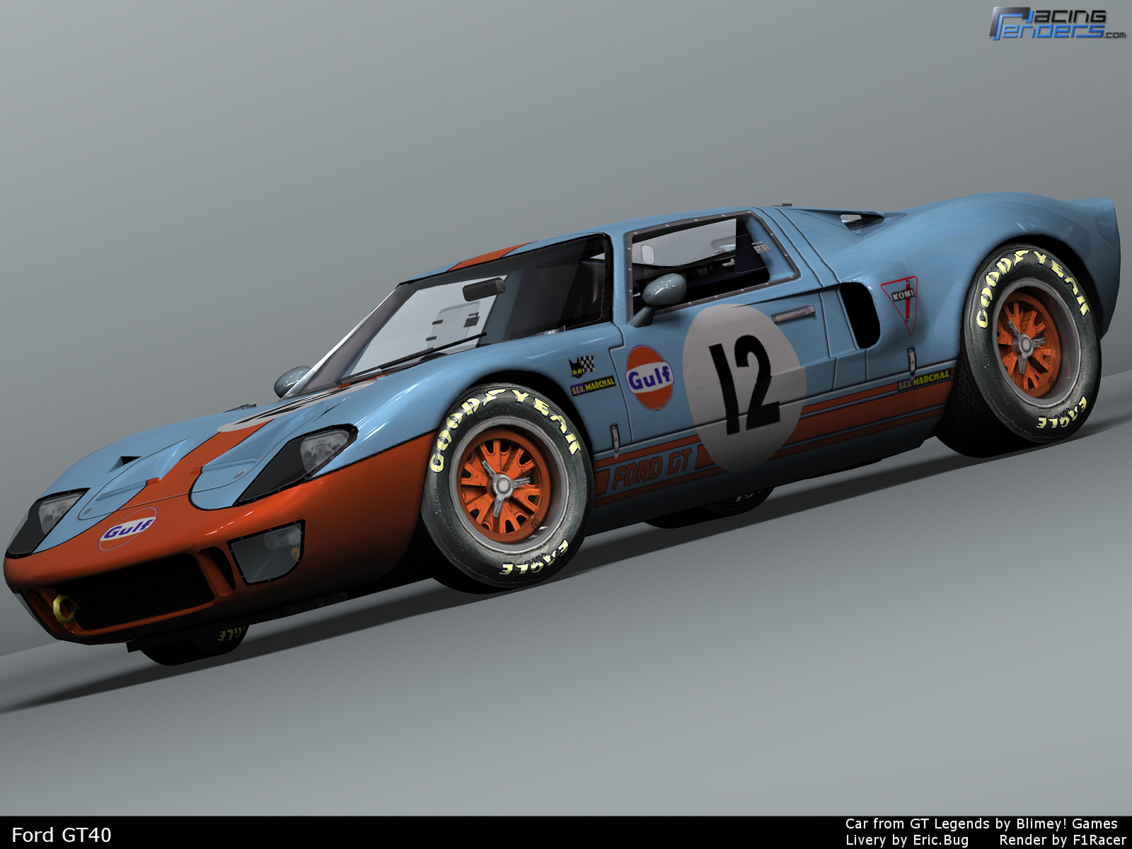 Ford GT40 2006 photo - 5