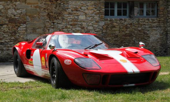 Ford GT40 2012 photo - 10