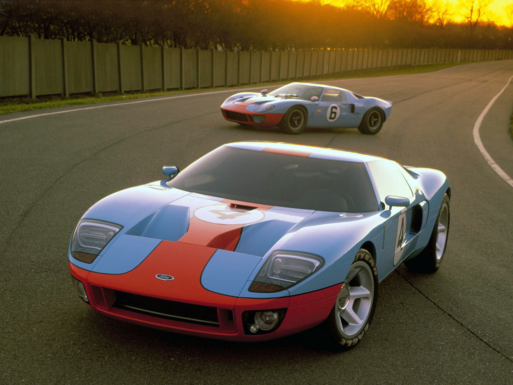 Ford GT40 2012 photo - 3