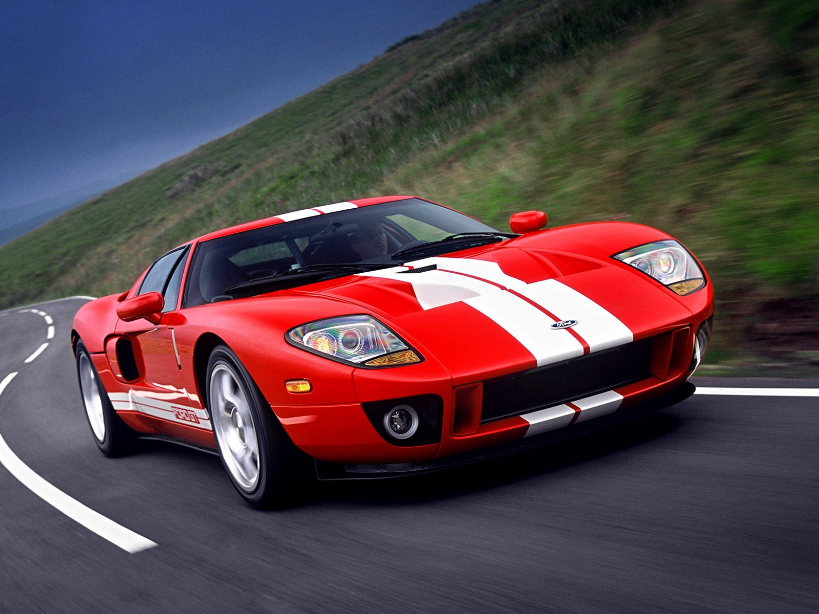 Ford GT40 2014 photo - 1