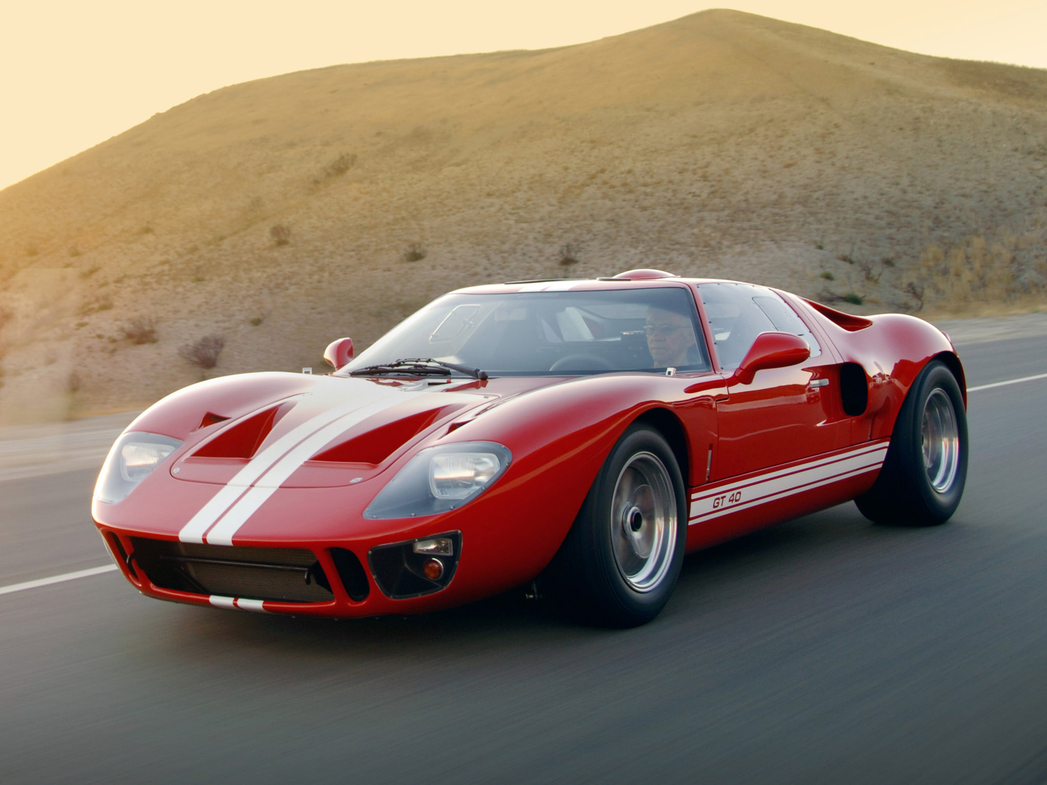 Ford GT40 2014 photo - 6
