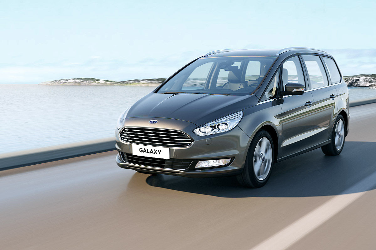 Ford galaxi 2015 photo - 1