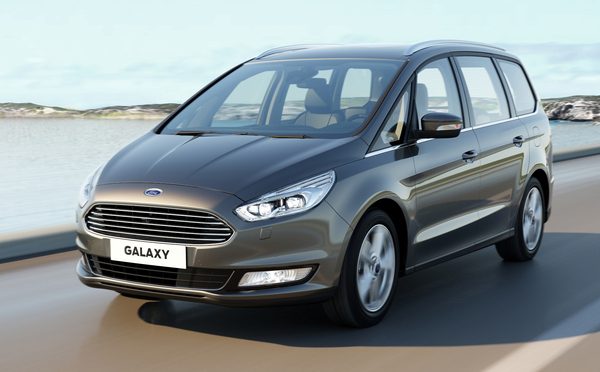 Ford galaxi 2015 photo - 2