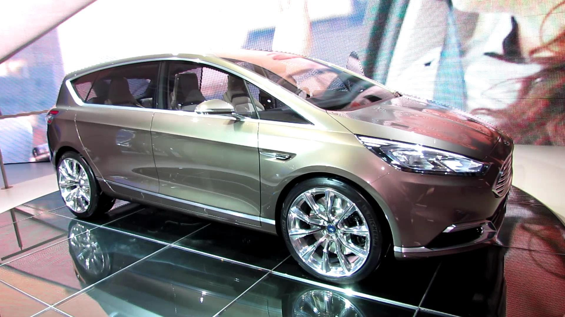 Ford galaxi 2015 photo - 4