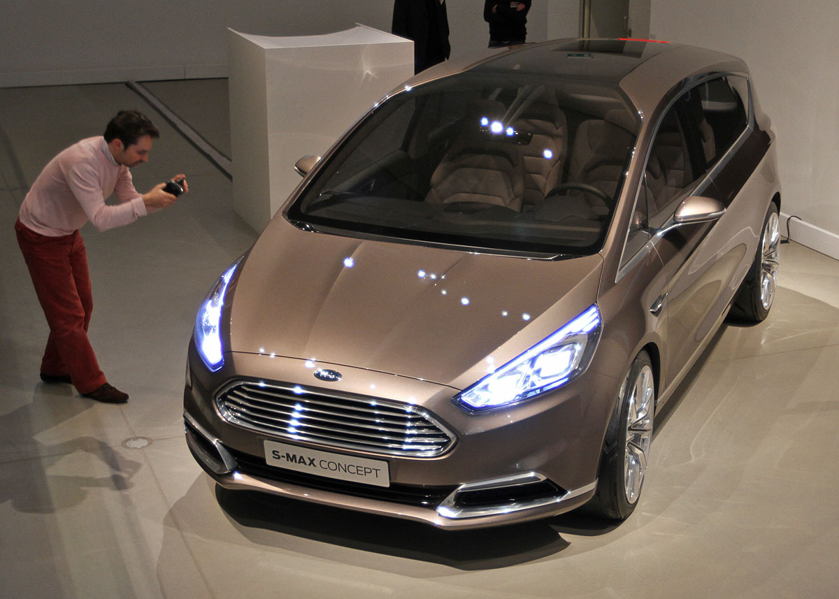 Ford galaxi 2015 photo - 5