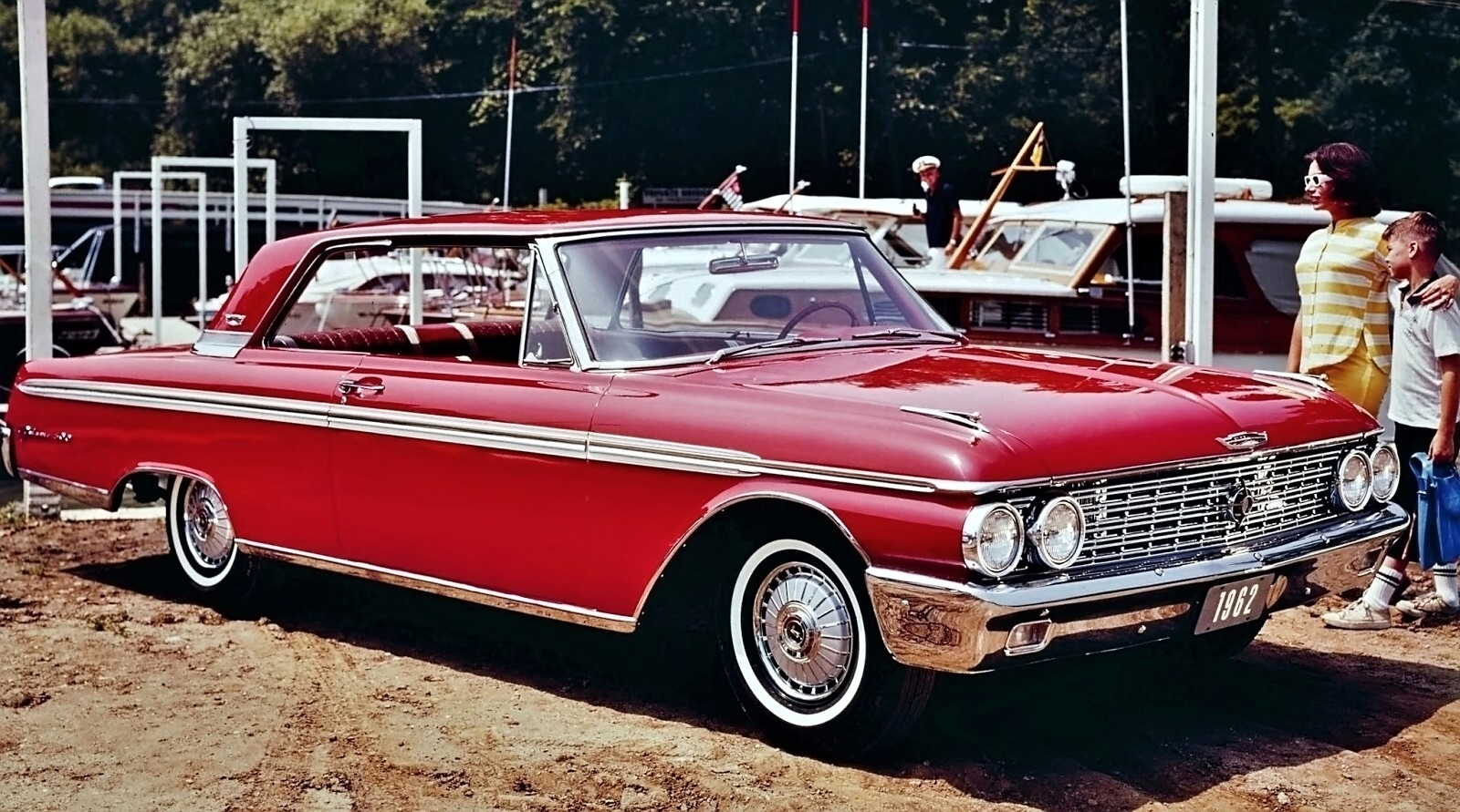 ford galaxie 1962 review amazing pictures and images look at the car. Black Bedroom Furniture Sets. Home Design Ideas