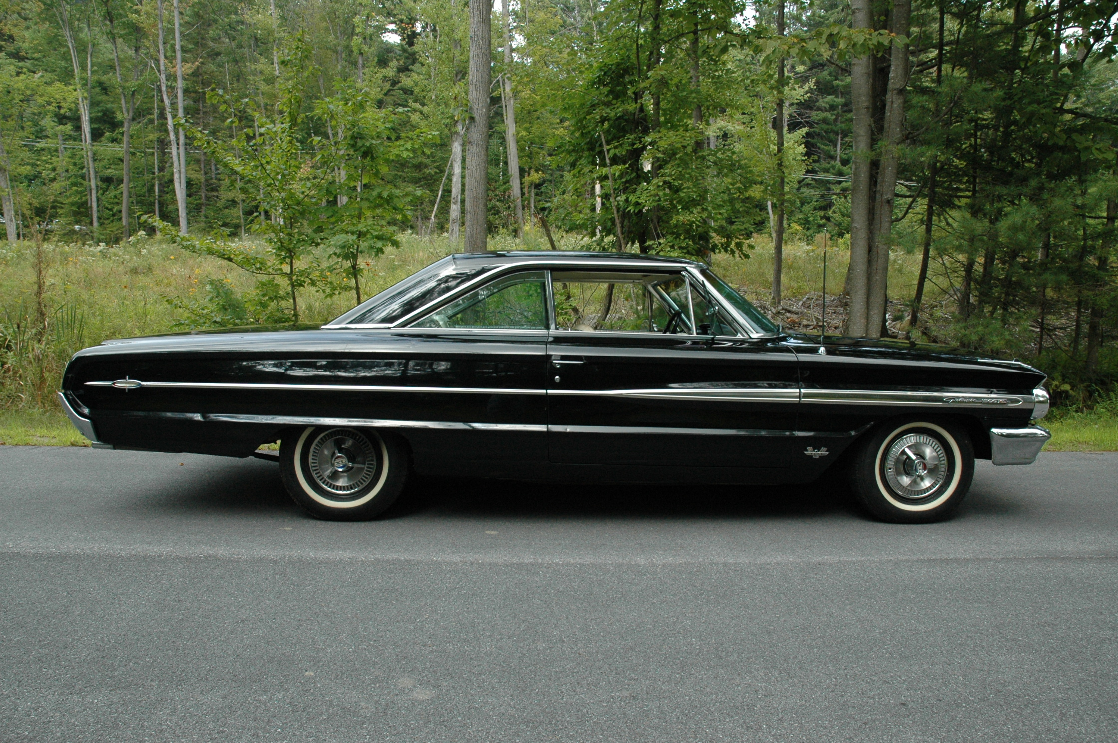 Ford galaxie 1964 photo - 1