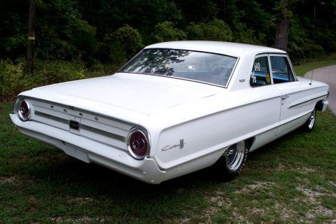 Ford galaxie 1964 photo - 10
