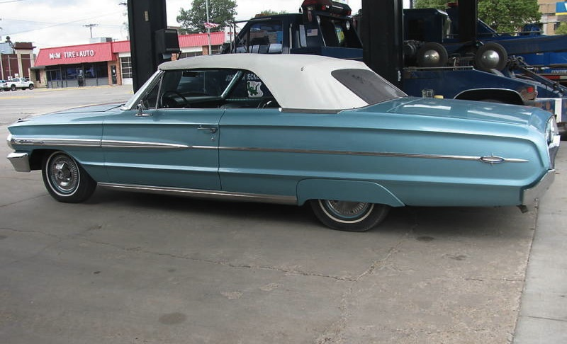 Ford galaxie 1964 photo - 2