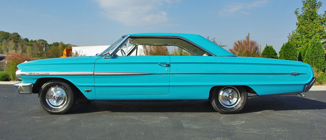 Ford galaxie 1964 photo - 8