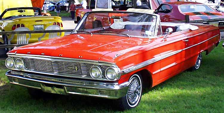 Ford galaxie 1964 photo - 9