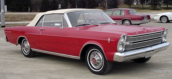 Ford galaxie 1966 photo - 1