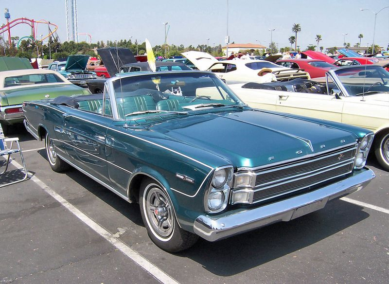 Ford galaxie 1966 photo - 2